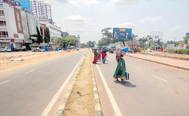 Many States Opt For Lockdown Or Similar Curbs As Covid-19 Cases Rise - Sakshi