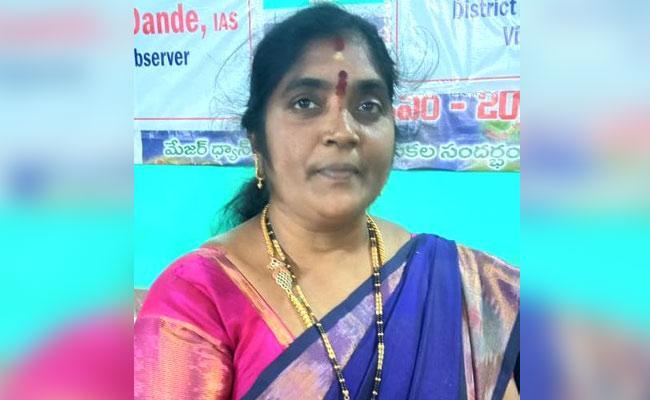 Vizianagaram Deputy Mayor Died Due To Illness - Sakshi