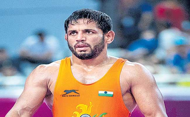 Indian wrestlers make last attempt to qualify for Tokyo Olympics - Sakshi