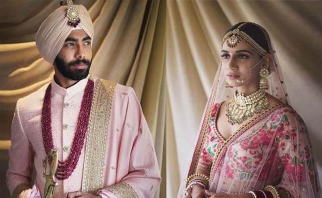Jasprit Bumrah Wishes Wife Sanjana Ganesan On Her Birthday With A Loving Post - Sakshi
