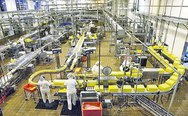 Manufacturing industries can operate as usual following Covid protocol - Sakshi