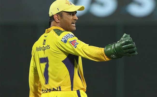 IPL 2021: Dhoni Said Leave Hotel Last After CSK Players Get Home Safe - Sakshi