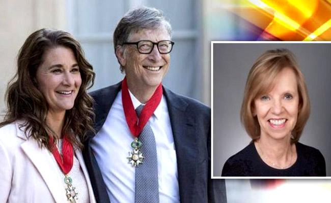 Melinda Allowed Bill Gates to Meet His Ex Girlfriend Once a year - Sakshi