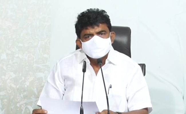 No Confirmation Of N440K Covid virus In Andhra Pradesh: Perni Nani - Sakshi