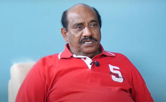 Producer Rama Satyanarayana Losses Rs 1.2 Crore Due To RGVs Loose Tongue - Sakshi
