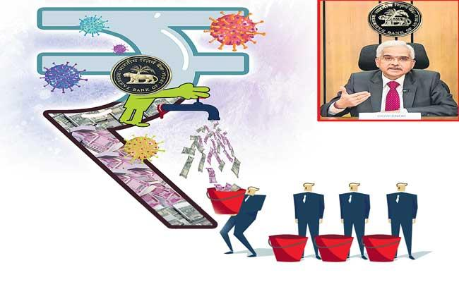 Shaktikanta Das rolls out stimulus measures amid 2nd Covid wave - Sakshi