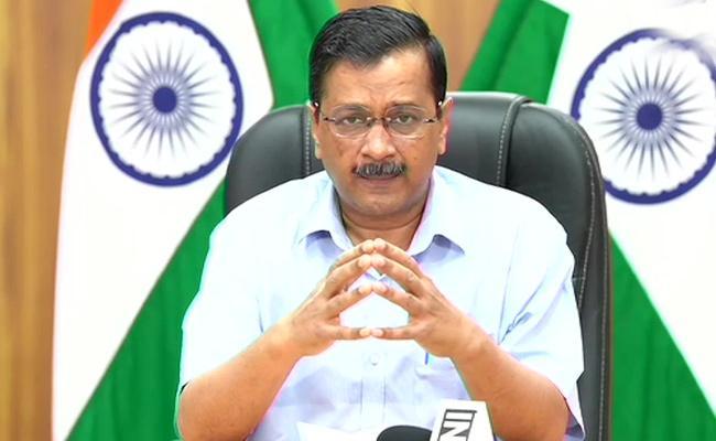 Arvind Kejriwal Assure No Deaths If Delhi Gets 700 Tonnes Oxygen Daily - Sakshi