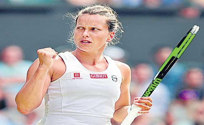 Former top-ranked doubles player Barbora Strycova retires - Sakshi