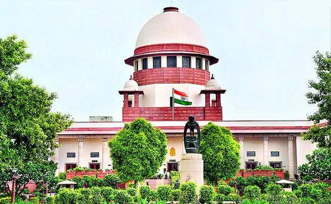 Supreme Court Ask Central Government How Action On Corona Thirdwave - Sakshi