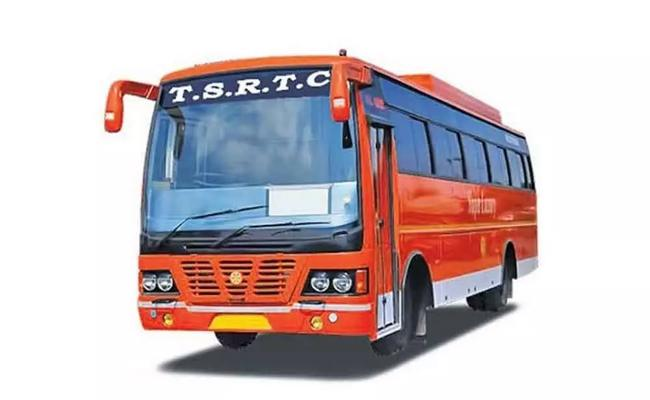 TSRTC has canceled 250 buses going from Hyderabad to AP - Sakshi