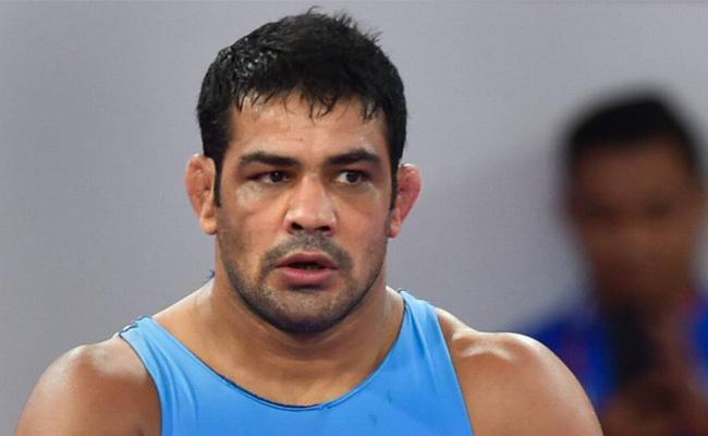 Fir Filed Against Wrestler Sushil Kumar In Chhatrasal Stadium Murder Case - Sakshi