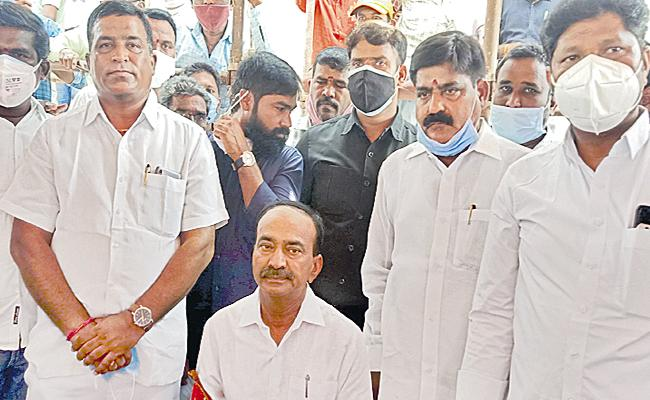 Telangana: Etala Rajender Will Decide On Correct Time His Political Future  - Sakshi