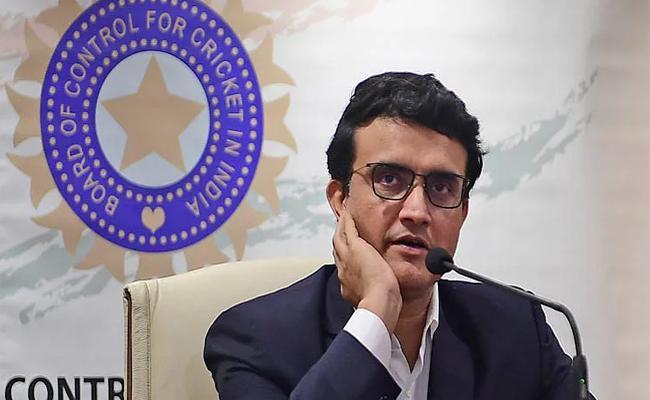 IPL 2021: Sourav Ganguly Opens Up On Ipl League Suspension-sakshi - Sakshi
