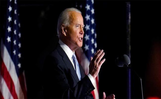 US Doing a Lot For India To Meet Covid Crisis: Joe Biden - Sakshi
