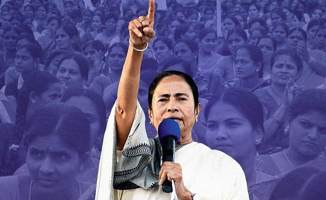 Mamata Banerjee Is Leader Of The Country Says Congress Leader Kamal Nath - Sakshi