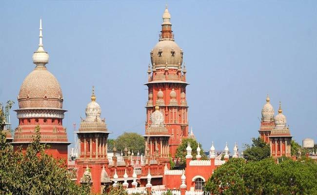 Madras High Court Serious On Government Land Registration - Sakshi