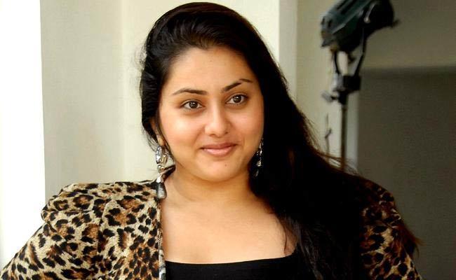 Heroine Namitha Back To Enter New OTT Platform - Sakshi