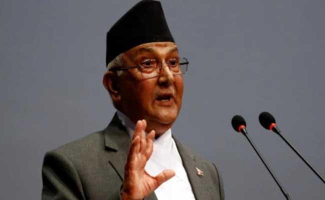 Nepal PM Oli govt loses majority after withdrawal of Prachanda faction - Sakshi
