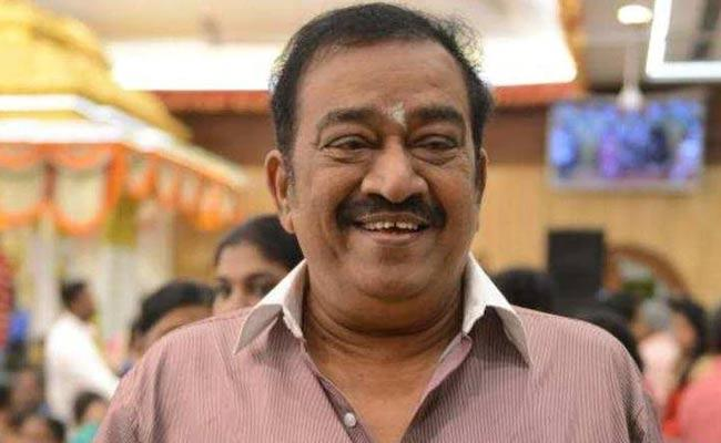 Tamil Actor And Comedian Pandu Died Of Covid-19 In Chennai - Sakshi