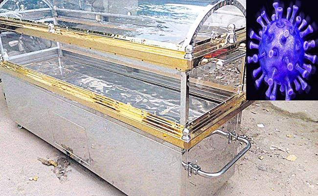 Freezer Box Rental Demand In Hyderabad Over Coronavirus Deceased Bodies - Sakshi