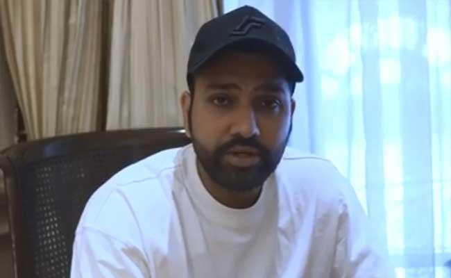 Rohit Sharma Hails BCCI Decision To Postpone IPL 2021 Became Viral - Sakshi