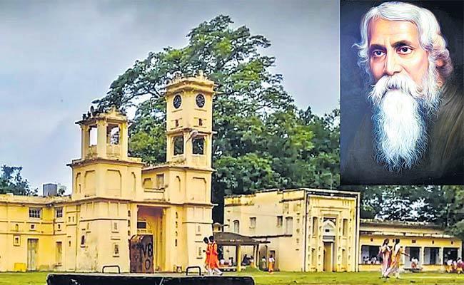 Rabindranath Tagore Contribution To Education Guest Column By Murru Mutyala Naidu - Sakshi