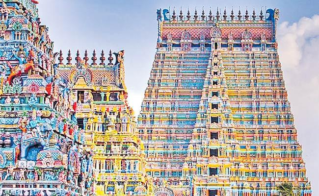 Temples Construction: How To Construct Dravidian Temples - Sakshi