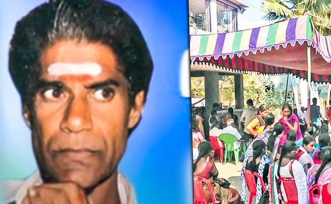 Veteran Actor T K S Natarajan Passed Away - Sakshi