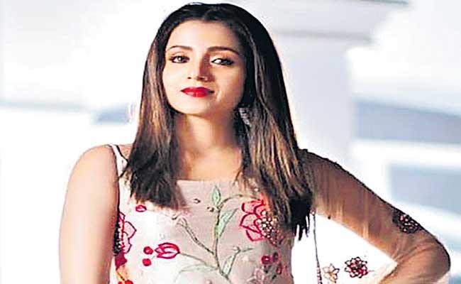 Trisha Not Celebrate Her Birthday Amid Covid-19 - Sakshi