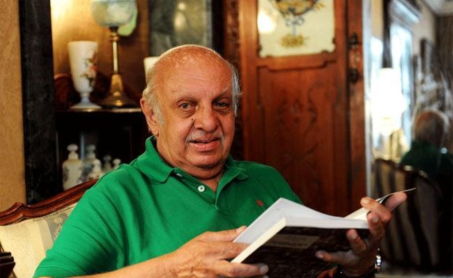 Veteran Music Director Vanraj Bhatia Died At His Residence In Mumbai - Sakshi