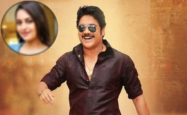 Sonakshi Sinha Tie Up With Nagarjuna For Bangarraju Movie - Sakshi