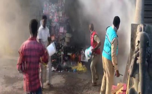 New Twist In Tirumala Fire Accident Case - Sakshi