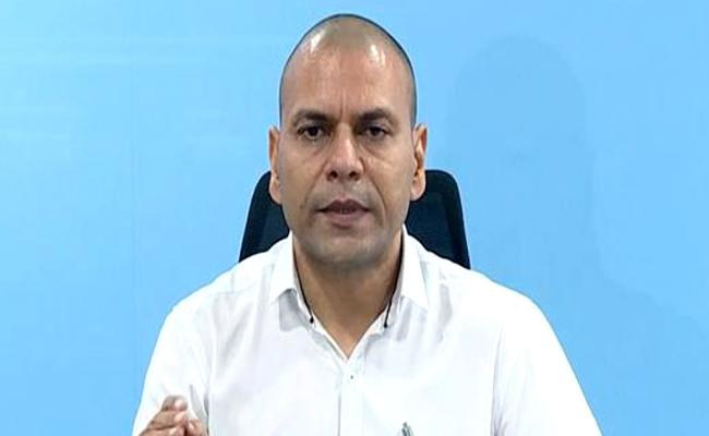 AK Singhal Says We Are Forward Vaccination Process Compared Other States - Sakshi