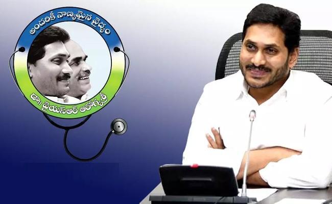 Aarogyasri Scheme Sanjeevani For Corona Patients - Sakshi