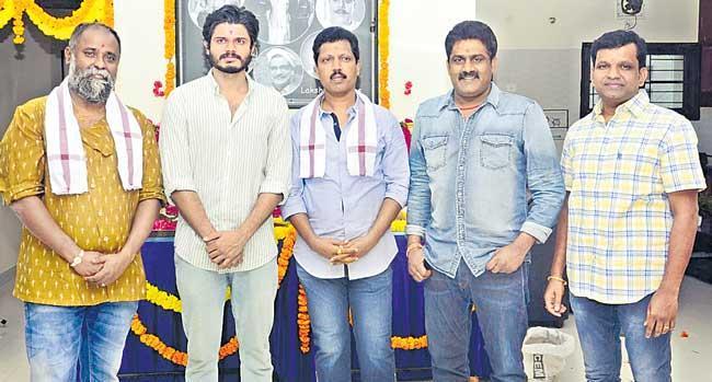 Anand Devarakonda New Movie Highway Shooting Launch - Sakshi