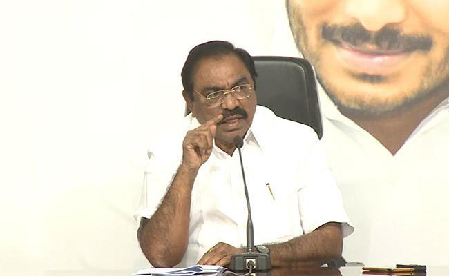 MLC Ramachandraiah Comments On Chandrababu - Sakshi