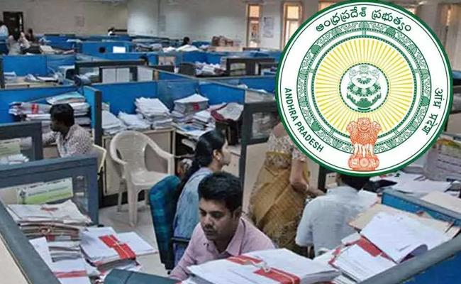 Change In Employee Working Hours In AP - Sakshi