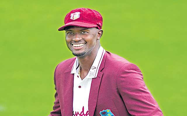 Jason Holder only player to retain all-format Cricket West Indies - Sakshi