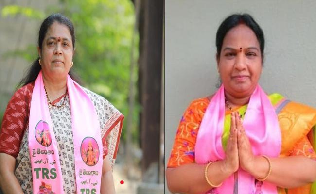 Finalised Mayor Candidate Khammam And Warangal - Sakshi