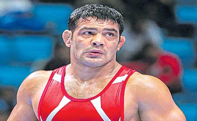 Wrestler Sushil Kumar In Chhatrasal Stadium Murder Case - Sakshi