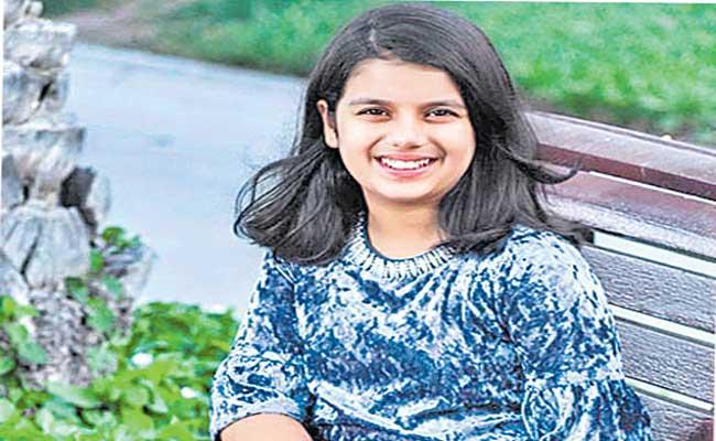Sara Chhipa Who Set World Record For Naming 196 Countries, Capitals - Sakshi