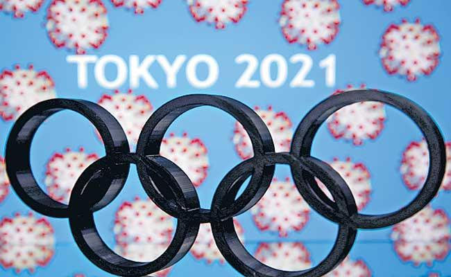 Tokyo Olympic Athletes To Get Pfizer And BioNTech Covid 19 Vaccines - Sakshi