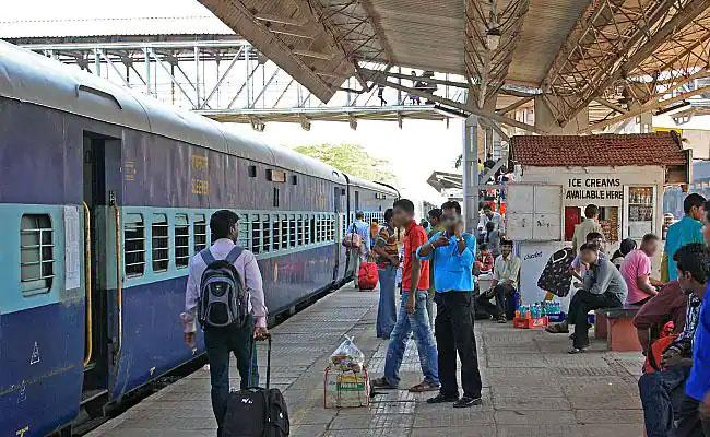 Train Travel Allowed For Reservation Only - Sakshi