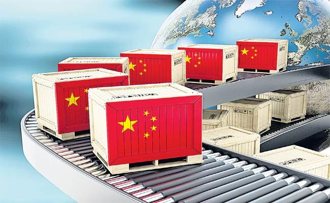 Chinas Imports, Exports Were Soaring By 32.2% In First 2 Months Of 2021 - Sakshi