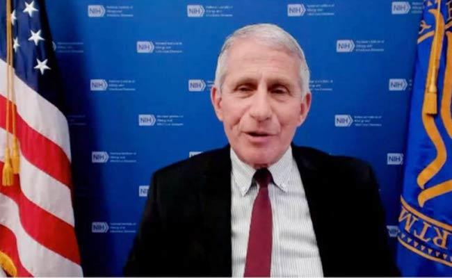 Dr Anthony Fauci Comments On Covid Situations In India - Sakshi
