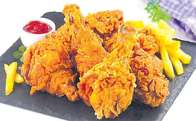 How To Make Restaurant Style Fried Chicken At Home - Sakshi