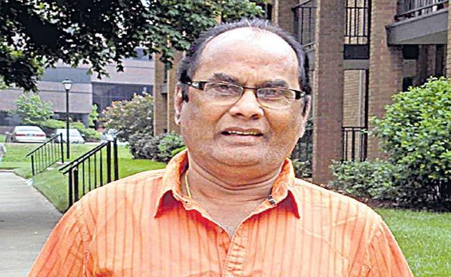 Senior Singer G Anand Died Due To Corona - Sakshi