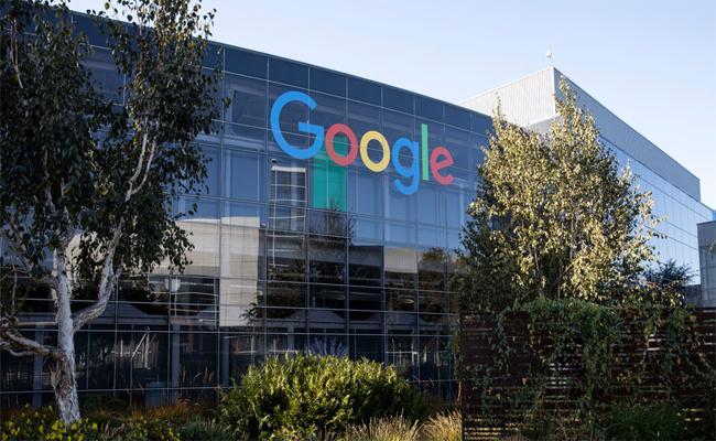 Google Staff Spend Three Days Per Week Office Post Pandemic-sakshi - Sakshi