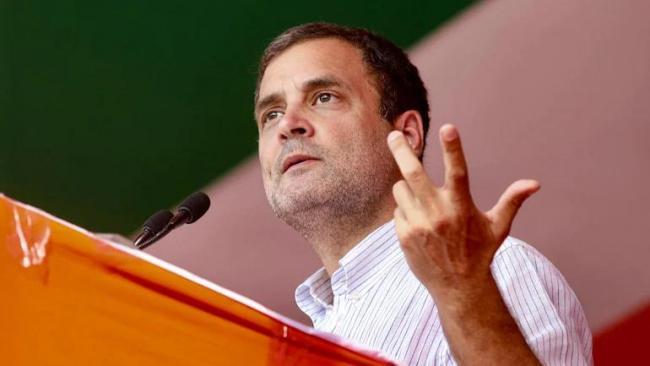 Rahul Gandhi Writes Letter To Center Over Covid - Sakshi