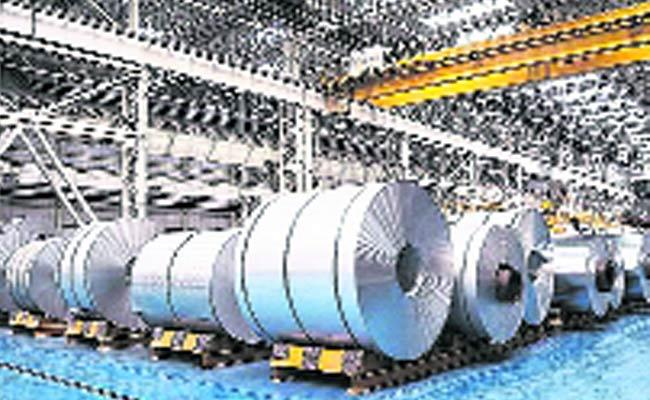 YSR Steel Industry With Rs 11606 Crore - Sakshi